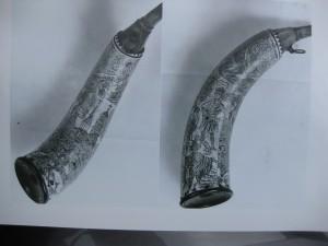 Getchell's Powder Horn
