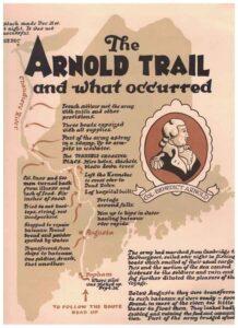 Benedict Arnolds Trails