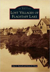 Lost Villages of Flagstaff Lake (Images of America) Paperback