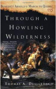 Through a Howling Wilderness Paperback – Illustrated, November 13, 2007 by Thomas Desjardin